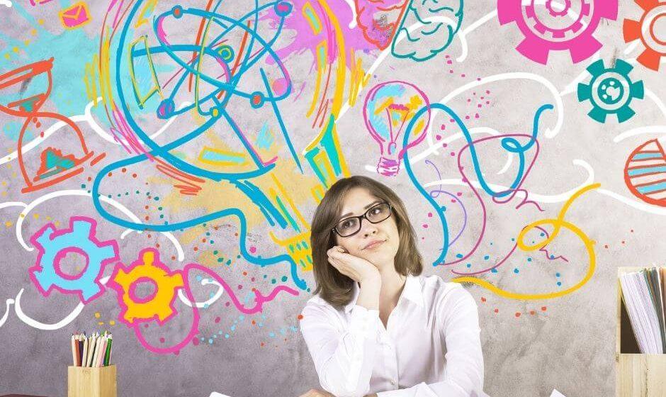 desarrollar la creatividad